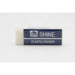 Shine Plastic Erasers