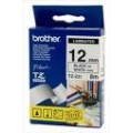 TZ 231 Brother Black/White 12mm
