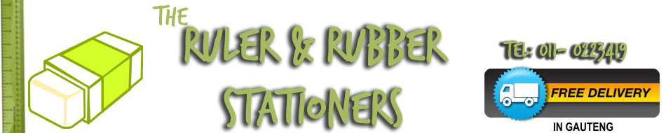 Ruler and Rubber Stationers